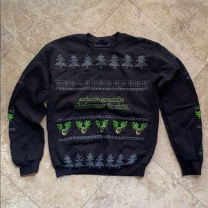 Ariana Grande Christmas & Chill Sweater